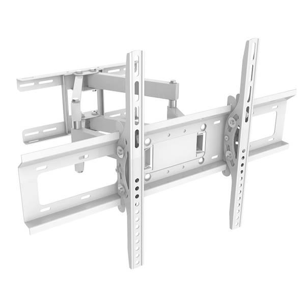Uchwyt LCD HAMBURG 23-70 cali 50kg biały