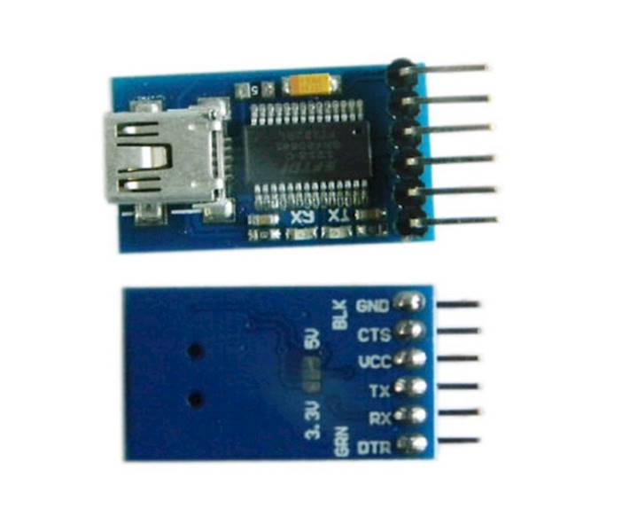 Konwerter FT232RL UART RS232 Mini USB