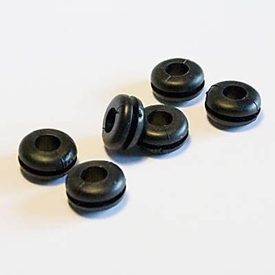 Przepust gumowy okrągły 10mm