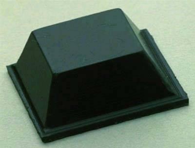 Nóżka samoprzylepna kwadratowa