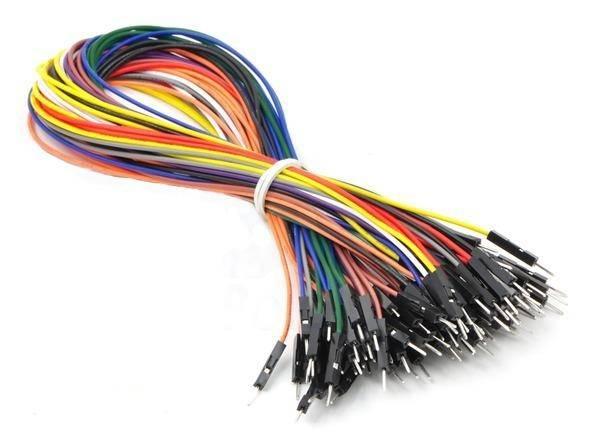 Kable połączeniowe męsko- męskie 30cm