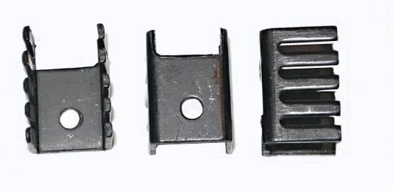 Radiator TO220 13x19x9mm