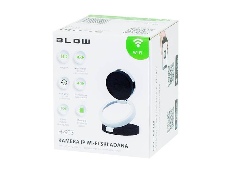 Kamera IP BLOW 720p składana H-963