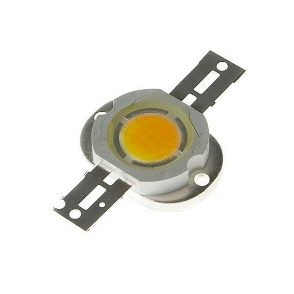 LED 5W biała ciepła dioda LED mocy