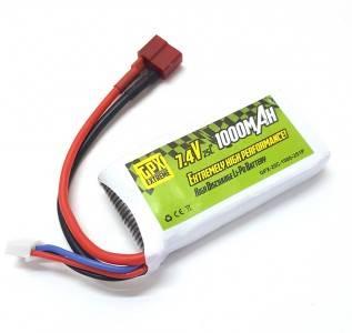 Akumulator 1000mAh 7.4V 25C Li - Po GPX Extreme