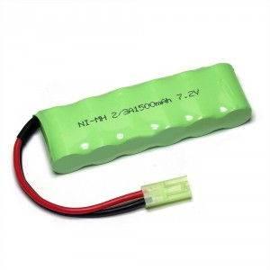 Akumulator 7,2V 1500mAh