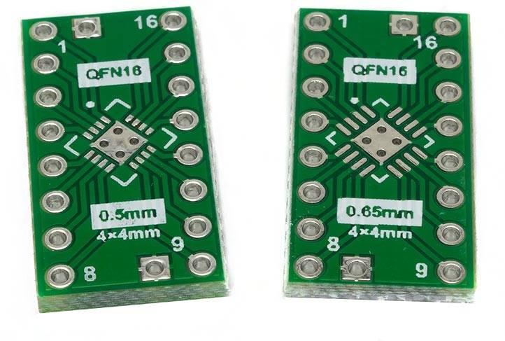 Adapter QFN16 na DIP