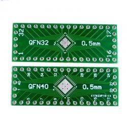 Adapter QFN32/QFN40 na DIP
