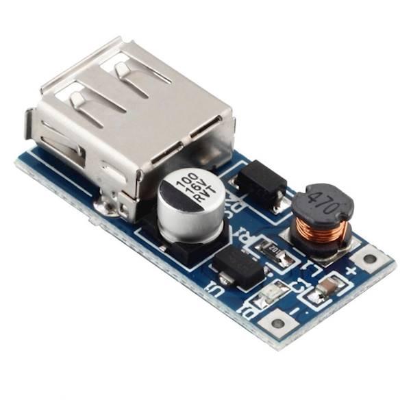 Przetwornica napięcia Step-Up 0.9~5V -5V USB