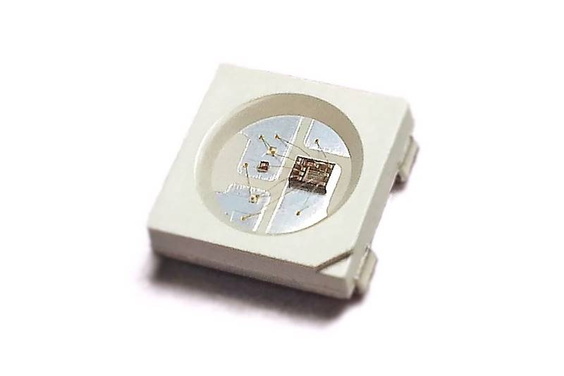 Dioda LED WS2812B- SMD cyfrowa 5050 RGB
