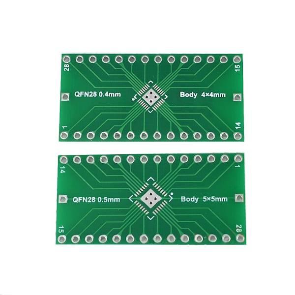 Adapter QFN28 na DIP