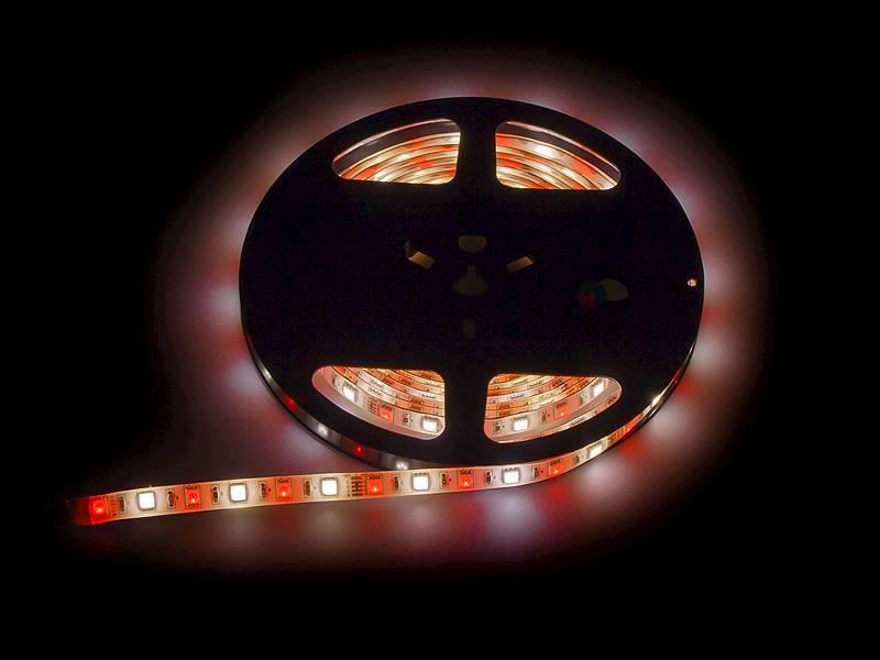 Taśma LED RGBW + biała ciepła 5050  5m/300
