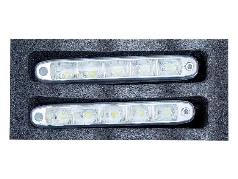 Światła do jazdy dziennej DRL-TTX-8011