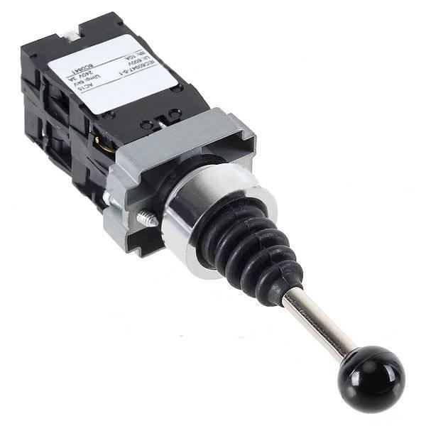 Przełącznik joystick 2-pozycyjny ON-OFF-ON 22mm