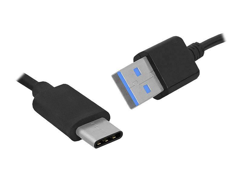 Kabel USB 3.1 - USB Type - C 1m HQ 3.0v