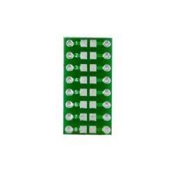 Adapter 0805 x8 na DIP