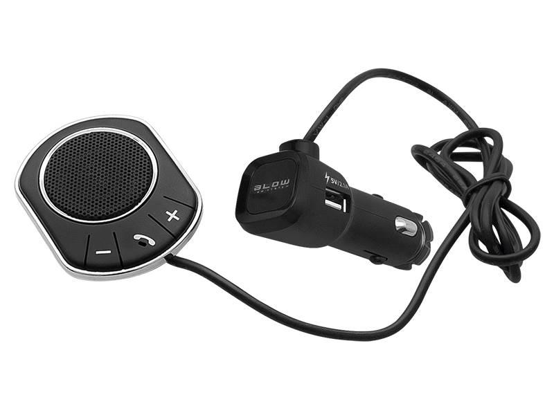 Zestaw głośnomówiący Bluetooth 4.0 mini