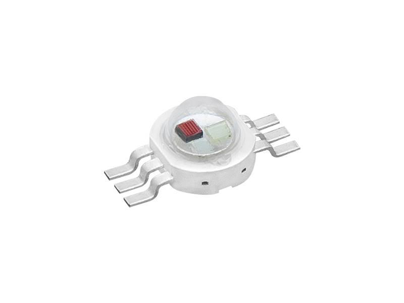 Dioda LED wysokiej mocy 3W RGB emiter