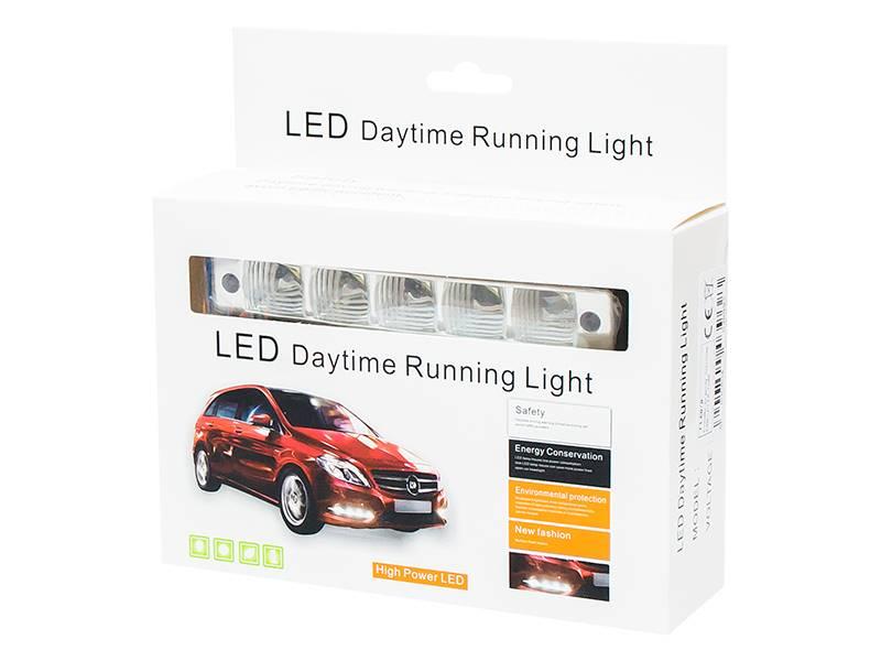 Światła do jazdy dziennej DRL-J/TTX-1040