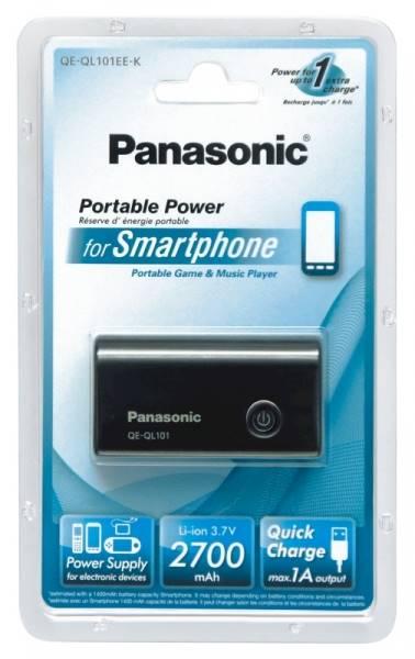 Panasonic PawerBank  2700mAh