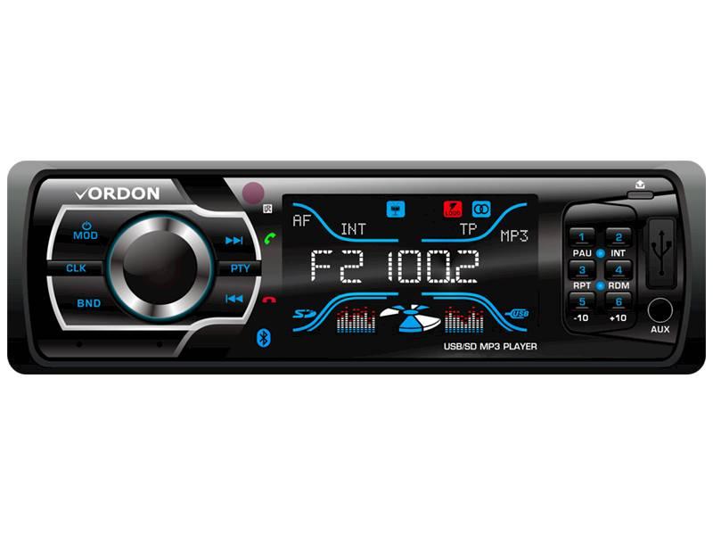 Radio samochodowe Vordon HT896B Bluetooth