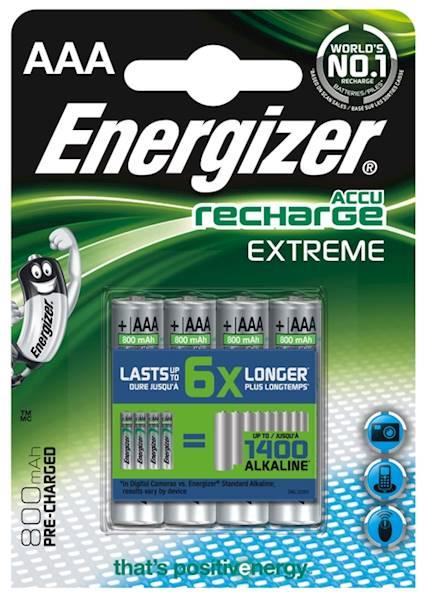 Akumulatorki R03 AAA  Energizer Extreme