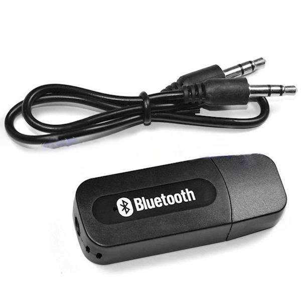 ADAPTER BLUETOOTH 2.0 TRANSMITER AUX USB