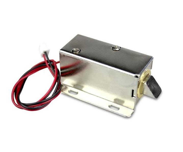 Elektrozamek  elektromagnes do drzwi 12V