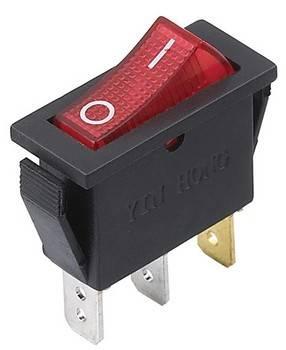 Przełącznik IRS-101-1B czerwony