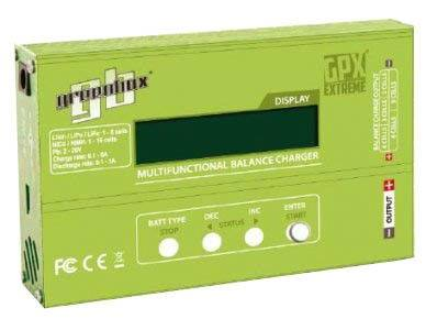 GPX Greenbox + 2 adaptery EXTRA