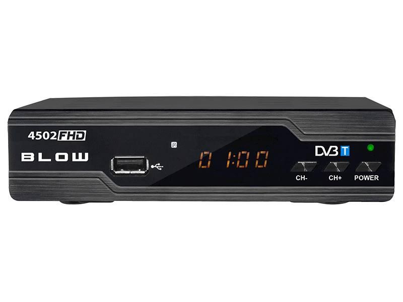 Tuner DVB-T BLOW 4502FHD MPEG4