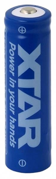 Akumulator XTAR 14500 AA R6 3,7V Li-ion 800mAh