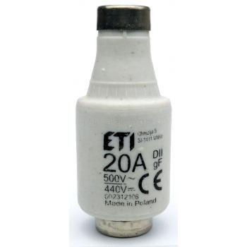 Wkładka topikowa WTS - 20A - DII - GF szybka