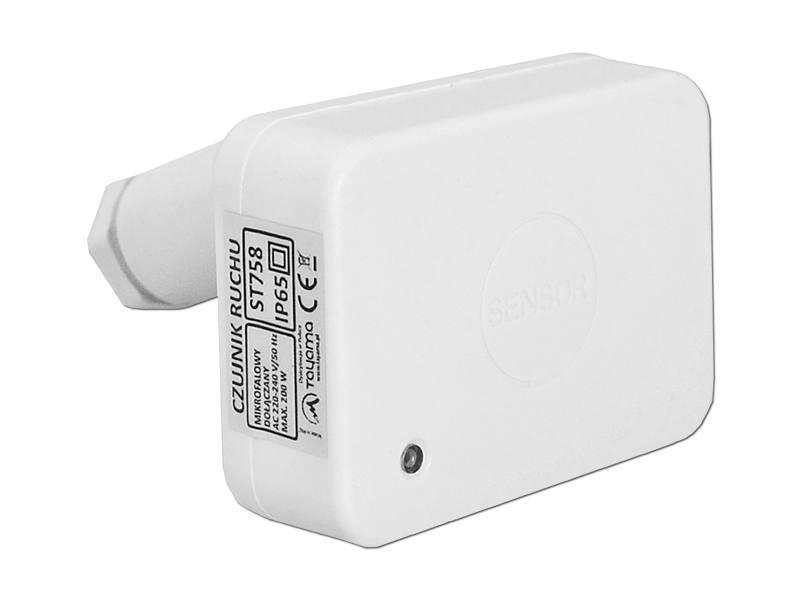 Mikrofalowy czujnik ruchu ST785 do naświetlacza