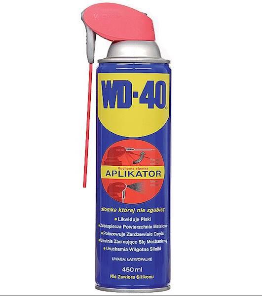 Spray wielofunkcyjny WD-40 450ml + aplikator