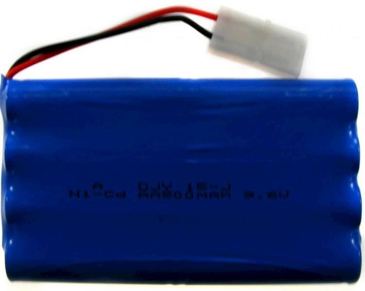 Akumulator 9.6V 500mAh