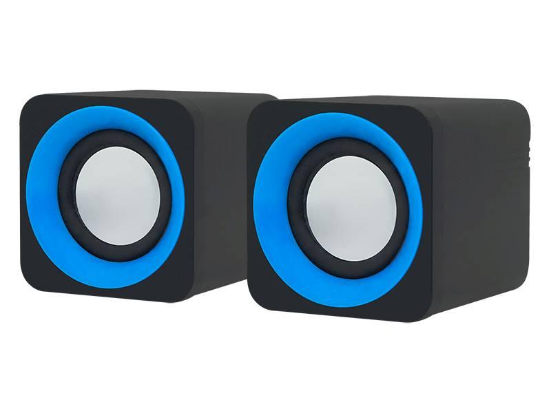 Głośniki komputerowe 2.0 MS-23