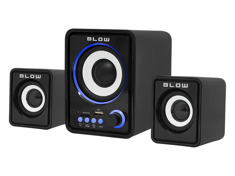 Głośniki koputerowe 2.1 MS-26 Blow