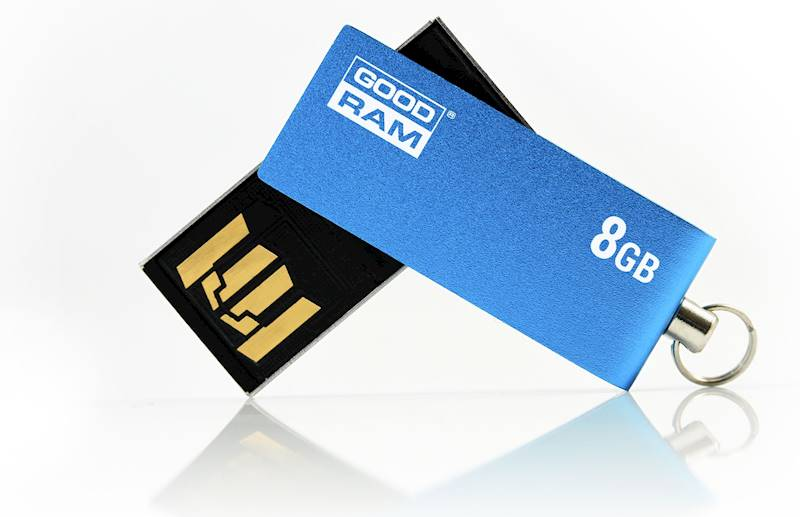 Pamięć pendrive Goodram Cube 8GB niebieski