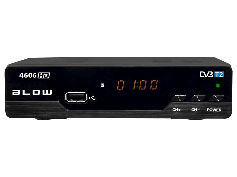 Tuner DVB-T2 BLOW 4606 HD