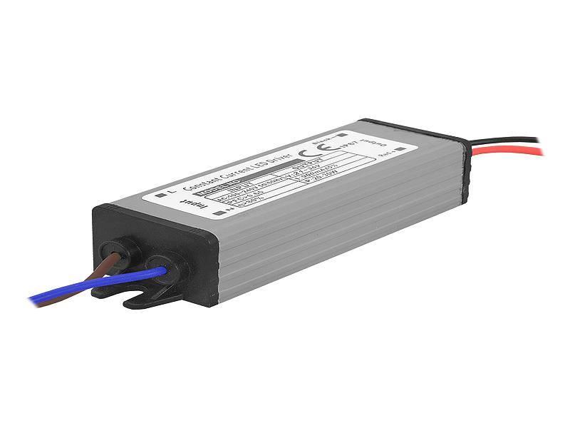 Zasilacz do naświetlaczy LED 20-30W 900mA 21-36V
