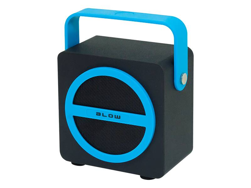 Głośnik Bluetooth BT70 czarno-niebieski
