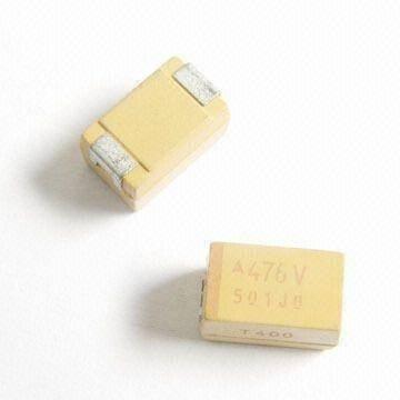 Kondensator tanalowy SMD 4.7uF/16V