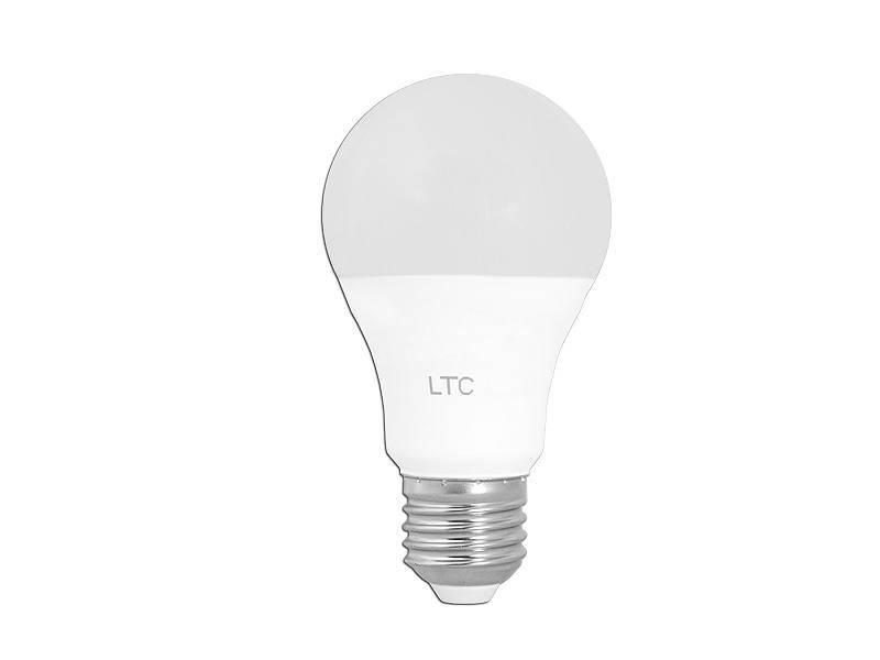 Żarówka LED A60 E27 SMD 10W 230V b.ciepły 800lm