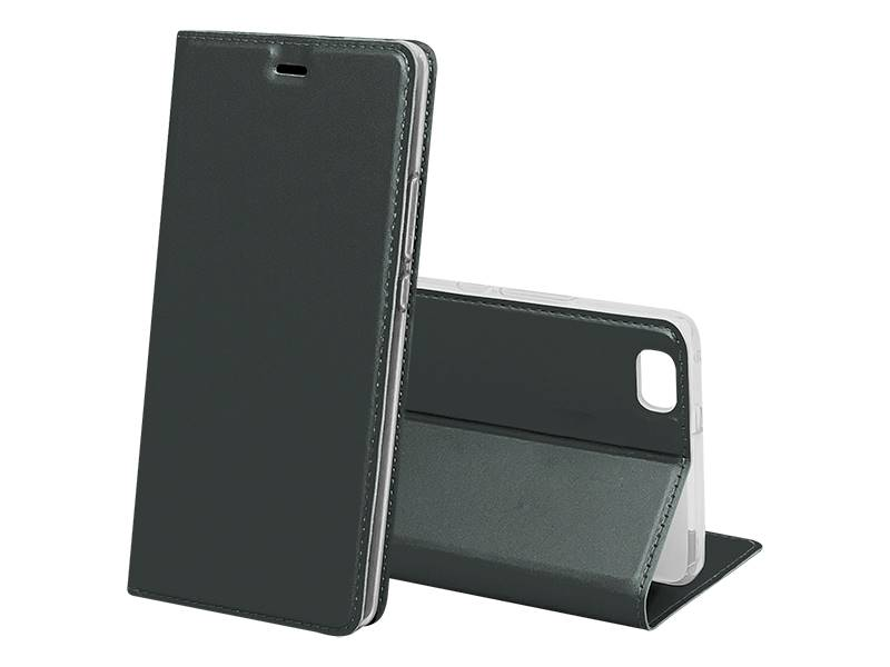 Etui L Huawei P8 Lite czarne