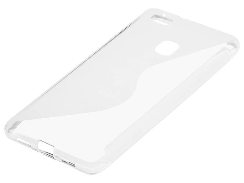Etui S Huawei P9 Lite przezroczyste