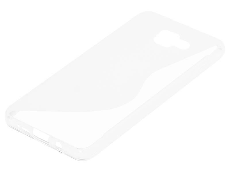 Etui S Samsung Galaxy A5 2016 przezroczyste