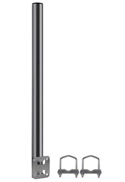 Uchwyt balkonowy prosty CR-UBP-38/400-Z