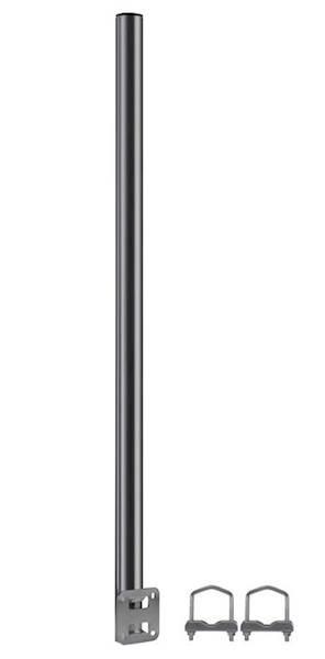 Uchwyt balkonowy prosty CR-UBP-38/600-Z