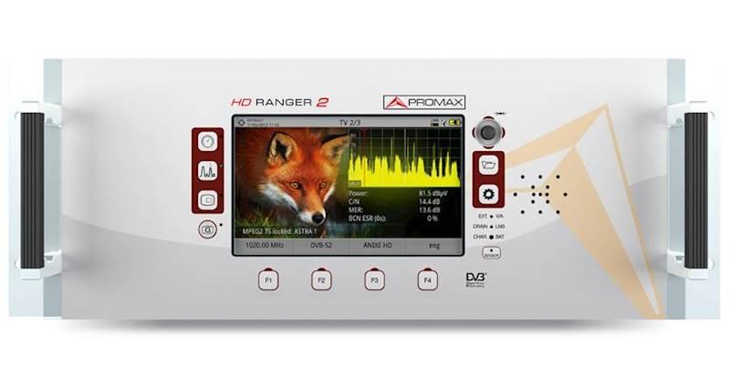 HD RANGER 2  TV & Satellite Analyse